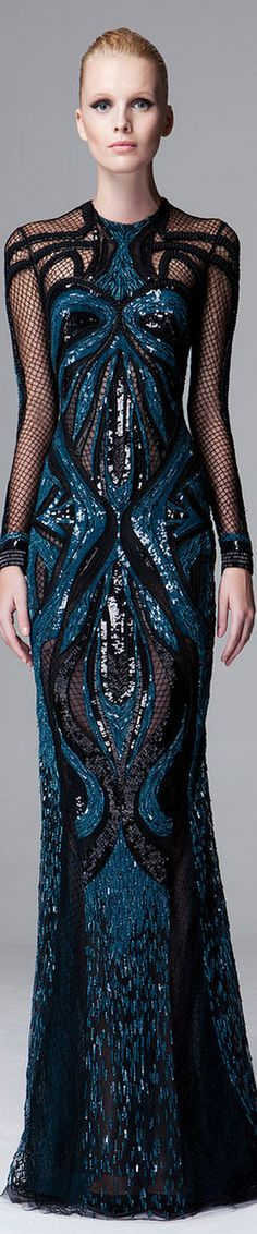 Zuhair Murad Fall/ Winter Ready-To-Wear Collection 2014-15 ~ TNT ~ ♡