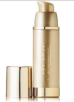 Renew Primer Transformador da Pele, Avon. É uma pré-base que alia o preparo da pele na maquiagem ao poder de ingredientes de combate aos sinais da idade. O produto foi criado com a tecnologia Renew Skin Refining, que prolonga a duração da maquiagem, suaviza a aparência da textura da pele e dos poros, melhora o nível de hidratação e ajuda a absorver a oleosidade durante o dia. Preço sugerido: R$ 55,99. SAC: 0800-708-2866