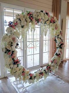 Wedding arch - metal round backdrop for wedding decor, Wedding arch Moon - arch for weddings flowers, Floral arch, Outdoor ceremony arch Arco Floral, Floral Arch, Arch Decoration, Backdrop Decorations, Backdrop Ideas, Flower Backdrop, Our Wedding, Dream Wedding, Wedding Rings
