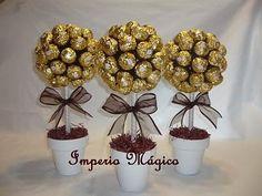 Ideas distintas de arboles de dulces,tanto para niños como para adultos