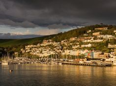Stormy Dartmouth