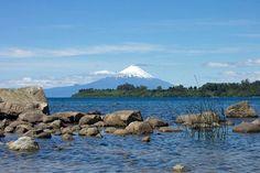 Che Guevara and South America: Osorno volcano, Chile. Photo by Pedro Paulo Boaventura Grein