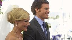 """""""I promise to be the very best husband and father I can be."""" —Dexter to Maria, at the wedding """"A…"""