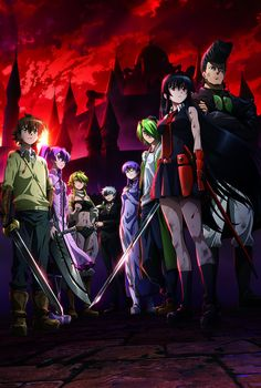 Since Akame ga Kill was a big hit, many fans (including me) are asking for more. I had the pleasure of scavenging for more anime like Akame ga Kill, so you can have all the action and thrill you need. Manga Anime, Oc Manga, Akame Ga Kill, I Love Anime, Me Me Me Anime, Akame Ga Matar, News Anime, Accel World, Anime Watch