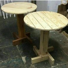 pallet table 2018 latest
