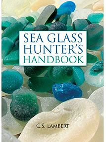 Sea Glass Hunter's Handbook -  a great gift for the sea glass lover