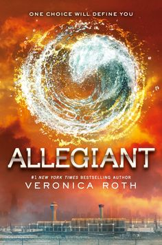This is the OFFICIAL ALLEGIANT COVER!
