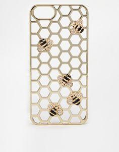 Skinny Dip Bumble Bee iPhone 5 Case