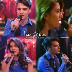 "#Glee 6x05 ""The Hurt Locker, Part two"" - Madison and Mason"