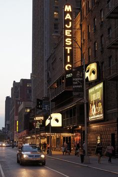 I got to go see the Phantom of the Opera July 2014 at the Majestic Theater BEST NIGHT ever. Phantom of the Opera ~ Majestic Theater, NYC Broadway Plays, Broadway Theatre, Broadway Nyc, Musical Theatre, The Places Youll Go, Places To Go, It's Over Now, Music Of The Night, The Great White