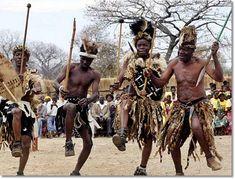 Bemba, pueblo guerrero