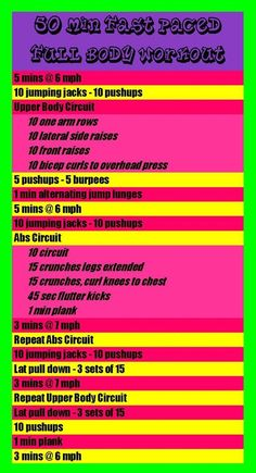 Fast Paced Full Body Circuit Workout. Cardio, Weights, Body weight strength training, functional training all in one!