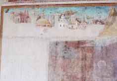 Taddeo Gaddi - Storie di Giobbe - affresco - Camposanto Monumentale di Pisa