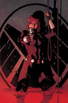 Black Widow #12 by Chris Samnee *