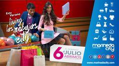 ¡Ya están aquí las Rebajas de Marineda City! ¿Te las vas a perder? #Rebajas #Shopping #Verano #MarinedaCity