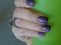 i want to get short acrylics like this but the place i go doesn't believe in going that short....