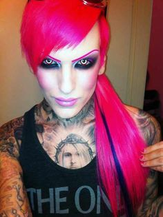 I love me some jeffree star definitely an inspiration! Jefferee Star, Beauty Killer, Rocky Horror Show, Raw Beauty, Androgyny, Me Time, Pretty Hairstyles, The Ordinary, Style Icons