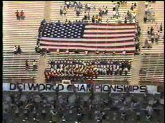 1987 DCI Opening Ceremonies