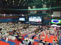 #Esportes: Karate unificado disputa seu primeiro campeonato brasileiro em São Paulo