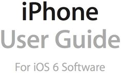 Welcome to iPhone 6 Manual website. If you want to know more about this new Apple's smartphone please read this iPhone 6 user manual and user guide first. The new generation of iPhone has come http://www.iphone6manualguides.com/