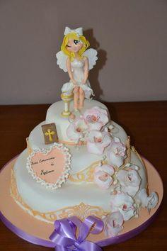torta di  prima comunione