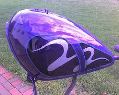 custom motorcycle tribal paint jobs - Google Search