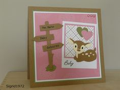"Papier: Pebbles ""Bundle of Joy"" 751062 Stans: COL1388, COL1401, Amy Design AMD10001 Stempel: COL1314"