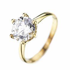 Inel de logodna cu diamant CORIOLAN DR171