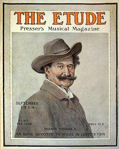 Etude 1914-09 Johann Strauss, Jr.