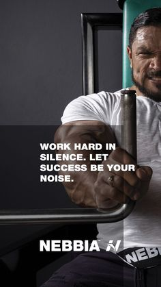 """""""Work hard in silence. Let succes be your noise."""" Save this to your motivational board for a reminder. Work Hard In Silence, Mental Health Resources, Fitness Motivation Quotes, Good Vibes, Life Goals, Fun Workouts, Motivational Quotes, Success, Let It Be"""
