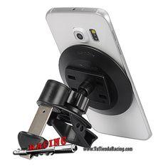 9,1€ - ENVÍO SIEMPRE GRATUITO - Soporte Magnético de Teléfono Móvil iPhone Samsung iPad - TUTIENDARACING