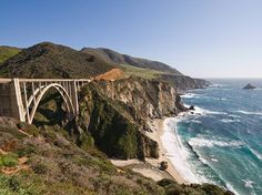 Top 25 Experiences in California Bixby Bridge, Pacific Coast Highway. Image by Jeff Keacher / CC BY-SA 2.0.