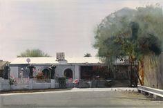 _Dia de los Muertos_ watercolor 20 x30-002