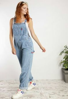 Dungarees, Overalls, Overall Shorts, Jumpsuit, Pants, Fashion, Fashion Styles, Trouser Pants, Moda