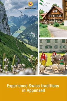 Appenzell – Your Swiss region of choice?