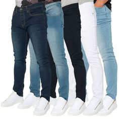 Enjoy Online Mens Chino Denim Canvas Indigo Trousers Springfield Fashion Style For Sale For Cheap Cheap Online Free Shipping Amazon 2018 New rNSPgJ6