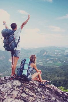 I like this because the view is very breath taking and is a future relationship goal
