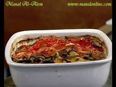 صينية السمك بالبطاطس - مطبخ منال العالم - YouTube Arabic Breakfast, Macaroni And Cheese, Chili, Seafood, Soup, Beef, Fish, Ethnic Recipes, Sea Food