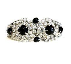 Vintage Juliana Bracelet Clamper Bangle by RebeccasVintageSalon, $110.00