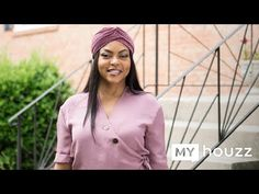 My Houzz: Taraji P. Henson's Surprise Renovation,Like and Share this post with your friends. Cape Cod Bedroom, Army Bedroom, How To Make Hamburgers, Taraji P, Residential Real Estate, Real Estate News, Home Staging, Houzz, Home