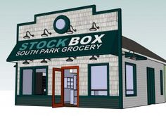 Stock Box Grocery is using shipping containers to bring fresh groceries to underserved neighborhoods.