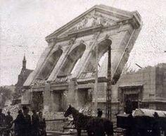 Ruiny bydgoskiego teatru