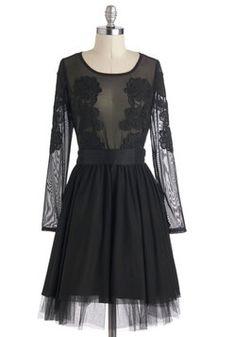 Gala About Town Dress, #ModCloth
