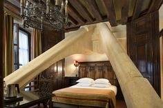 us-bucket-list-hotels - Hotel Saint Merry, Paris, France. (a converted church)
