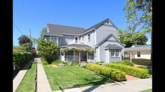 925 South McClelland Street, Santa Maria, CA 93454.  Victorian Inspired Home in Santa Maria's Historic Carriage District. Tni LeBlanc of Mint Properties (805) 878-9879.   CalBRE #01871795