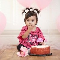 Cake Smash Photography, Paquin Studio, Owatonna
