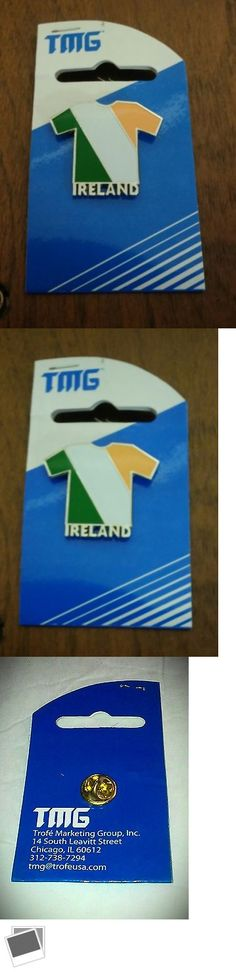Pins Brooches 45081: New! Incredible Deal 100Pc Lot Ireland Irish Lapel Pins/Badge/Brooch *.30 Each!* -> BUY IT NOW ONLY: $30.0 on eBay!