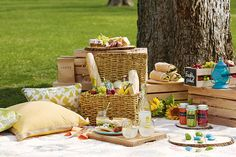 Tips & ideas to hosting a Picnic from Michaels Craft Store