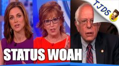 THIS IS GREAT - JIMMY DORE - Bernie Sanders appeared on The View and was asked an absurd line of questions by Joy Behar and Paula Faris about why he keeps insisting on standing up for hi...