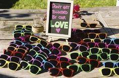 Wedding ceremony - For an outdoor afternoon wedding, this could be rather hilarious to hand out before the ceremony. Destination Wedding Favors, Diy Wedding Favors, Wedding Planning, Party Favors, Wedding Gifts, Shower Favors, Wedding Decorations, Wedding Favora, Dream Wedding
